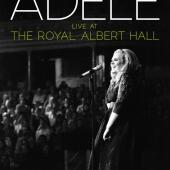 Adele - Live At The Royal Albert Hall (CD+DVD) (cover)