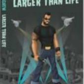 Agnew Alex - Larger Than Life (DVD) (cover)