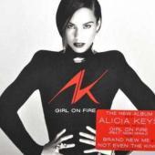 Keys, Alicia - Girl On Fire (cover)