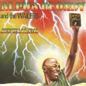 Alpha Blondy - Jerusalem (LP) (cover)