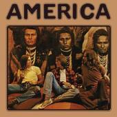 America - America (LP) (cover)