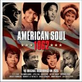 American Soul 1962 (2CD)