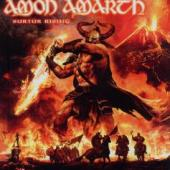 Amon Amarth - Surtur Rising (CD+DVD) (cover)