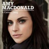 Macdonald, Amy - A Curious Thing (cover)