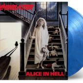 Annihilator - Alice In Hell (Blue, Black & White Vinyl) (LP)