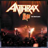 Anthrax - Live: The Island Years (cover)