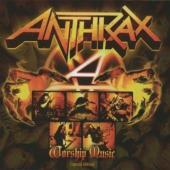 Anthrax - Worship Music (2CD) (cover)