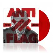 Anti-Flag - 20/20 Vision (Opaque Red Vinyl) (LP)