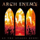 Arch Enemy - As the Stages Burn!  (CD+DVD+BluRay)
