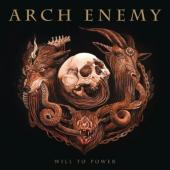 "Arch Enemy - Will To Power (CD+LP+7"")"