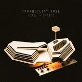 Arctic Monkeys - Tranquility Base Hotel & Casino (Clear Vinyl) (LP+Download)