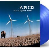 Arid - All is Quiet Now (Transparent Blue Vinyl) (LP)