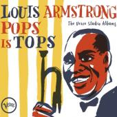 Armstrong, Louis - Pops is Tops (The Verve Studio Albums) (4CD)