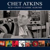 Atkins, Chet - 8 Classic Albums (4CD)