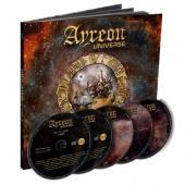 Ayreon - Universe (Best of Ayreon Live) (2CD+2DVD+BluRay)