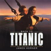 Back To Titanic (OST by James Horner) (Gold Vinyl) (2LP)