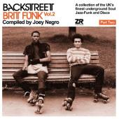 Backstreet Brit Funk (Compiled by Joey Negro) (Volume 2) (Part 2) (2LP)