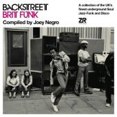 Backstreet Brit Funk Vol. 1 (Compiled by Joey Negro) (2LP)