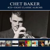 Baker, Chet - 8 Classic Albums (4CD)