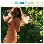 Baker, Chet - Swings Pretty (With Bonus Tracks) (LP)