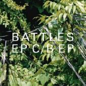 Battles - EP C / B EP (cover)