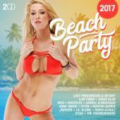 Beach Party 2017 (Vlaanderen) (2CD)