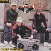 Beastie Boys - Solid Gold Hits (Limited Edition) (LP) (cover)