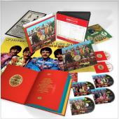 Beatles - Sgt. Pepper's Lonely Hearts Club Band (50th Anniversary) (4CD+DVD+Blu-Ray Box Set)