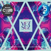 Belgian Club Legends Presents: 15 Years Versuz (3CD)