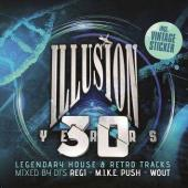 Belgian Club Legends Presents 30 Years Illusion (3CD)