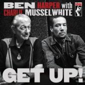 Ben Harper & Charlie Musselwhite - Get Up! (cover)