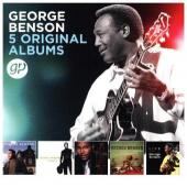 Benson, George - 5 Original Albums (5CD)
