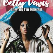 Betty Davis: They Say I'm Different (DVD)