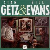 Evans, Bill / Stan Getz - Evans And Getz (cover)