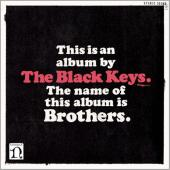 Black Keys - Brothers (LP) (cover)