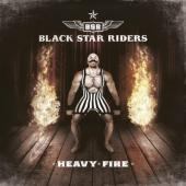 Black Star Riders - Heavy Fire (Picture DIsc) (LP)