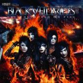Black Veil Brides - Set The World On Fire (cover)