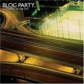 Bloc Party - A Weekend In The City (cover)