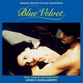 Blue Velvet (OST by Angelo Badalamenti) (Blue Vinyl) (LP)