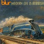 Blur - Modern Life Is Rubbish (2CD) (cover)