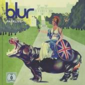 Blur - Parklive (4CD+DVD BOX) (cover)
