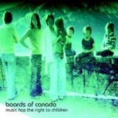 Boards Of Canada - Music Has The Right To Children (2LP) (cover)