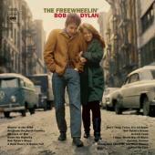 Dylan, Bob - Freewheelin' Bob Dylan (LP) (cover)