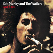 Marley, Bob & The Wailers - Catch A Fire (cover)