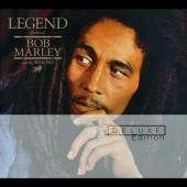 Marley, Bob & The Wailers - Legend / Best Of (Deluxe Ed.) (cover)
