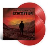 Bonamassa, Joe - Redemption (Red Vinyl) (2LP)