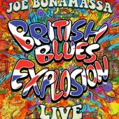 Bonamassa, Joe - British Blues Explosion Live (BluRay)
