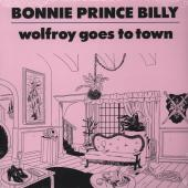Bonnie Prince Billy - Wolfroy Goes To Town (LP) (cover)
