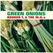 Booker T & The MG's - Green Onions (Transparant Green Vinyl) (LP)