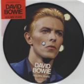 """Bowie, David - Golden (Picturedisc) (7"""")"""